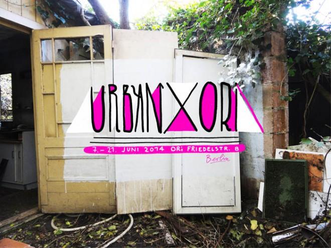 UrbnXori - Ausstellung, Berlin